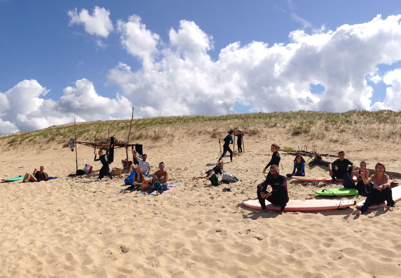 surf-camp-improvise-plage-centralemessanges