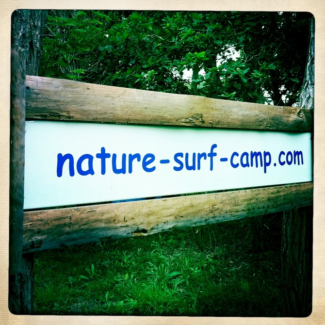 Vidéo de présentation 2019 du Nature Surf Camp