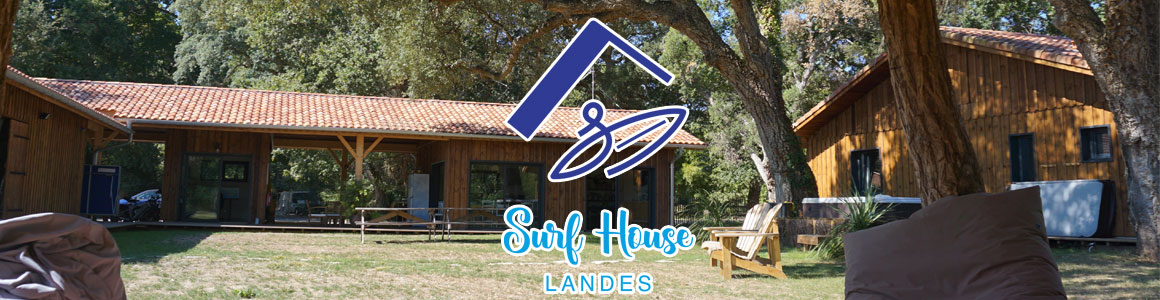 Nature Surf Camp a obtenu le label « Surf House Landes »